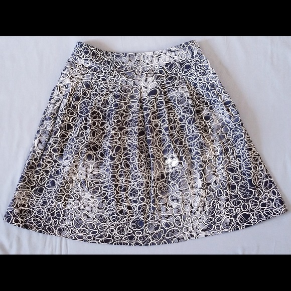 Christopher & Banks Skirt Multicolored size 4P